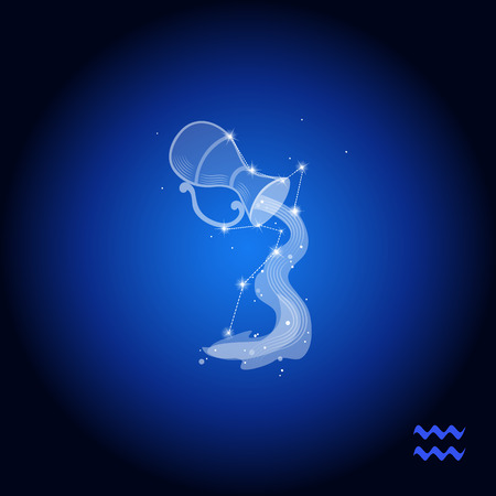 Waterman Constellation, astrologisch teken