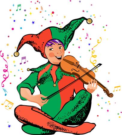 Jester fiddler