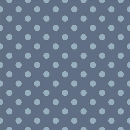 Wektor szwu wzór z kropki na granatowym marynarskim niebieskim tle. Tekstury dla karty, zaproszenia, albumy ślubne lub dziecko prysznicem, Boże Narodzenie lub strony tła, sztuki i albumy.