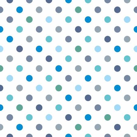 Wektor bez szwu, tekstury lub tła z chłodnym mięty, zielone i niebieskie butelki kropki na białym tle dla projektu www, tapety na pulpit, blog zima, strona internetowa lub karta