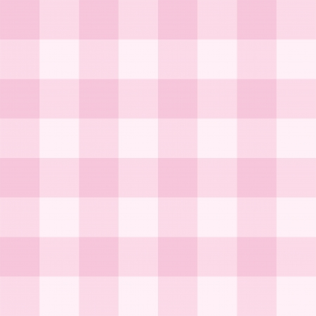 Seamless sweet baby pink background - checkered pattern or grid texture for web design ,desktop wallpaper or culinary blog website Vector