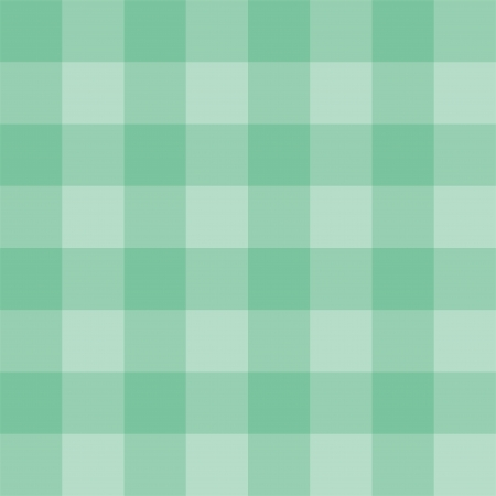 Seamless sweet mint green background - vector checkered pattern or grid texture for web design ,desktop wallpaper or culinary blog website Stock Vector - 17408987