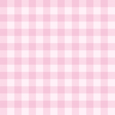 Seamless sweet baby pink valentines background  Vector