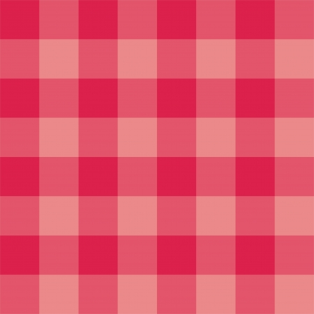 desktop wallpaper: Seamless sweet neon pink red background - checkered pattern or grid texture for web design, desktop wallpaper or culinary blog website Illustration
