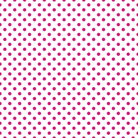 Seamless vector pattern with dark pastel pink polka dots on white background  For cards, invitations, wedding or baby shower albums, backgrounds, wallpaper, decoration, arts and scrapbooks  Vector