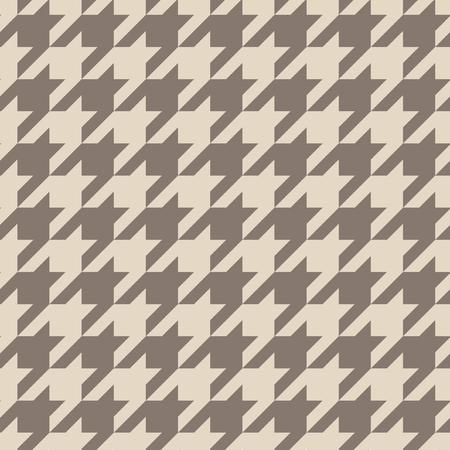 desktop wallpaper: Pata de gallo vector sin patr�n de color marr�n pastel o blanco colecci�n tradicional tela escocesa de tart�n escoc�s para el sitio web de fondo o fondo de escritorio Vectores
