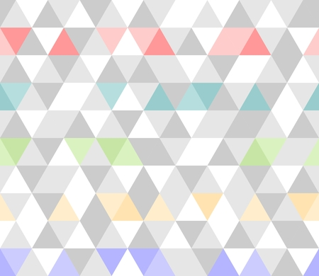 Colorful tile background illustration   Ilustração