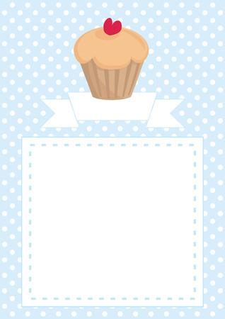 Restaurant vector menu wedding card list or baby shower invitation restaurant vector menu template wedding card list or baby shower invitation with sweet cupcake stopboris Images