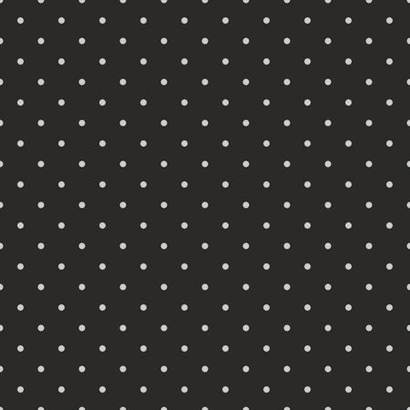 desktop wallpaper: Sin fisuras vector patr�n con lunares grises sobre un fondo negro de sitio web, dise�o web, fondo de escritorio, el blog de fondo, artes y �lbumes de recortes