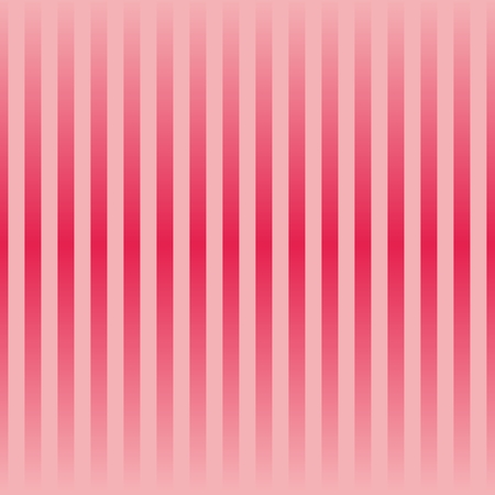 Seamless stripes vector pink background or tile pattern. Desktop wallpaper with red gradient stripes for kids website background Vector
