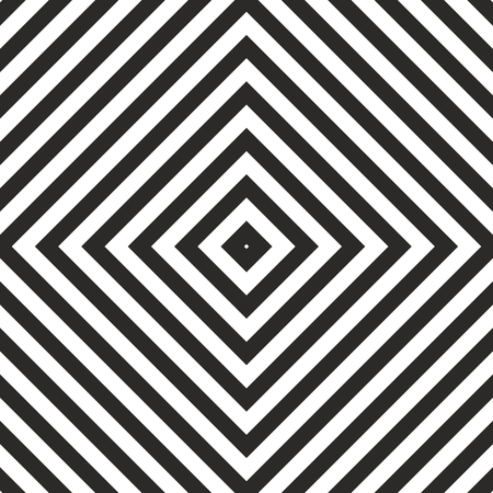 tile pattern: Tile vector black and white tile pattern or geometric background Illustration