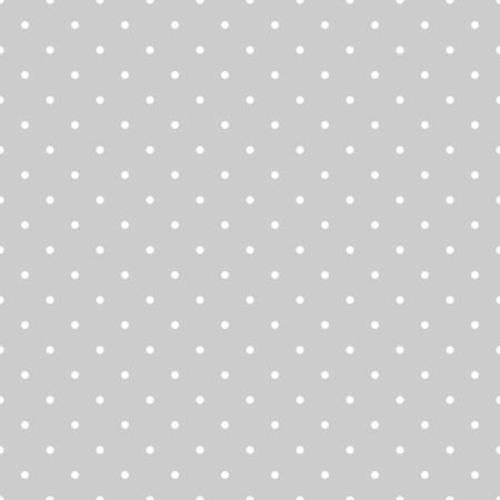 Blanc et gris seamless motif ou carreaux fond à pois Banque d'images - 36172725