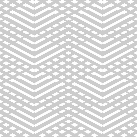 white tile: Gray and white tile vector pattern or decoration background