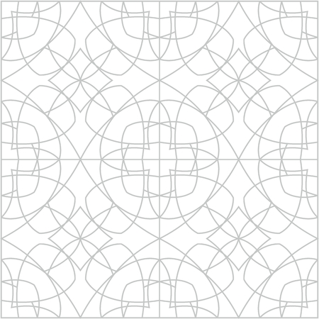 white tile: Tile grey and white vector pattern