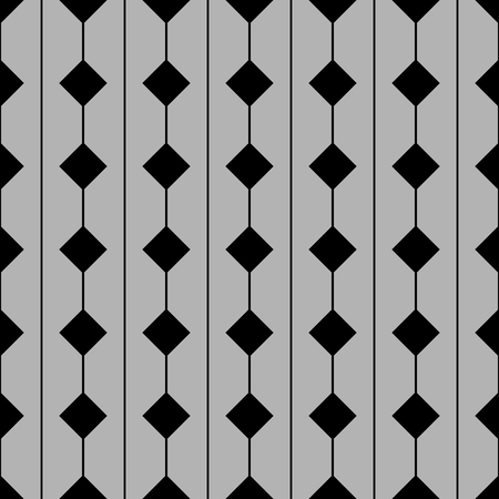 black floor: Tile vector pattern with grey and black floor background for decoration wallpaper