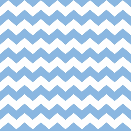 zag: Tile chevron pattern with pastel blue and white zig zag background