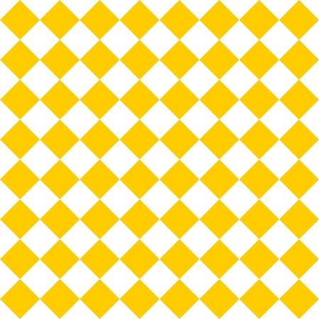 Tile gelben und weißen Muster oder Website Hintergrund Vektorgrafik