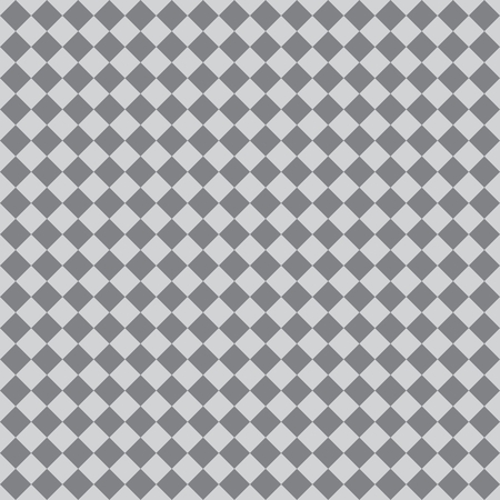 seamless tile: Tile vector pattern with grey seamless background Illustration