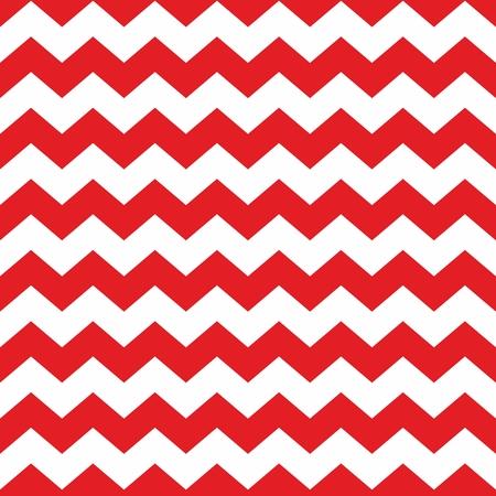 christmas wallpaper: Zig zag chevron red and white tile pattern