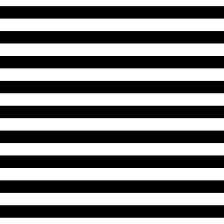 Tile pattern with black and white stripes background Ilustração