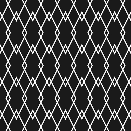 pierrot: Tile black and white background or pattern