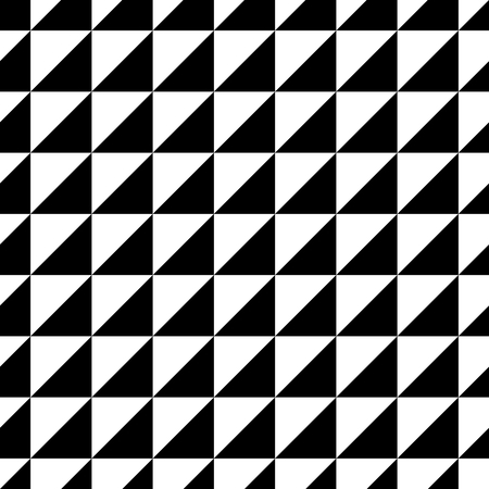 pierrot: Tile black and white background or vector pattern
