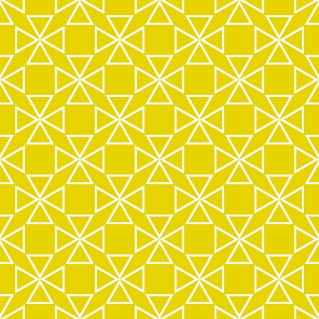 yellow: Tile vector pattern or pastel  wallpaper background