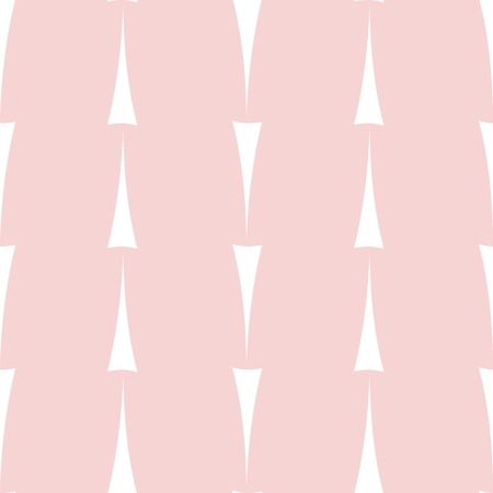tile pattern: Tile vector pattern with white arrows on pastel pink background