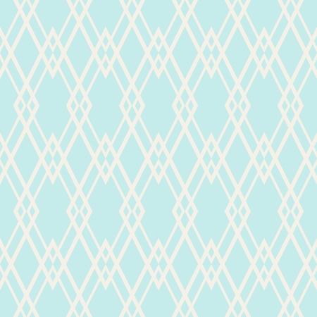 grid background: Tile vector pattern or mint green wallpaper background