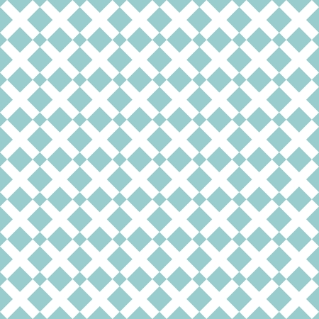 Tile pastel x cross vector pattern Illustration