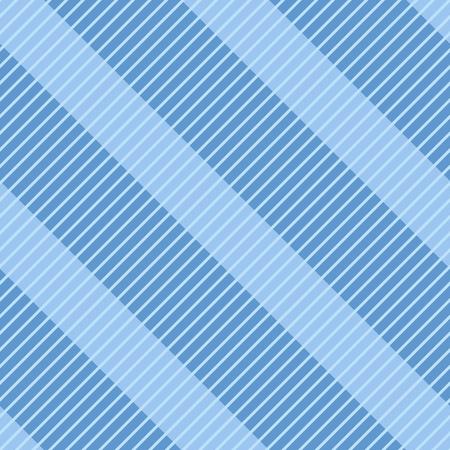 diagonal: Tile blue stripes vector pattern