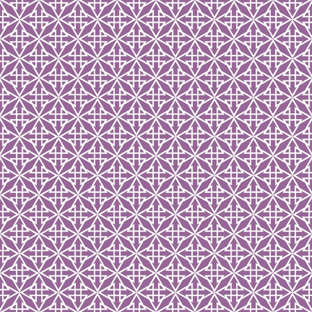 white tile: Tile violet and white vector pattern