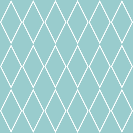 blue green background: Tile vector pattern or mint green and white wallpaper background