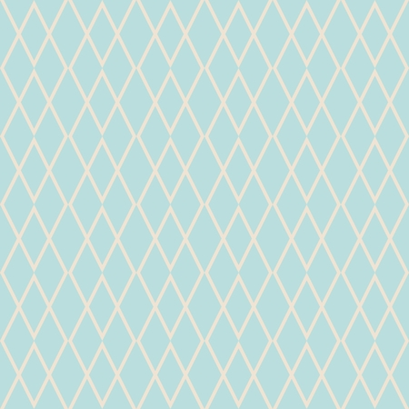 repetition: Tile vector pattern with mint green and pink background wallpaper