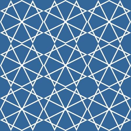 tile: Tile grey and blue vector pattern or website background