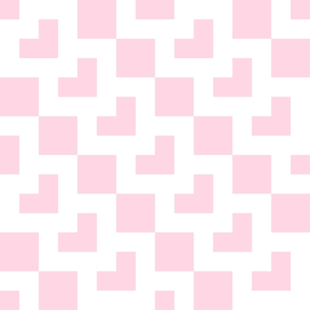 people: Tile pastel pink and white vector pattern or website background Illustration