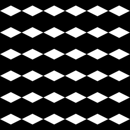 tile: Tile black and white vector pattern or website background