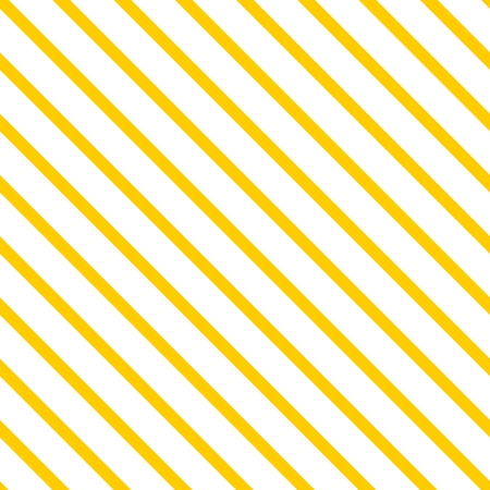Tile yellow and white stripes vector pattern