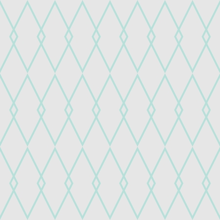 Tile grey and mint green pattern vector illustration