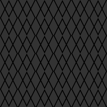 Tile grey vector pattern or seamless background Ilustrace