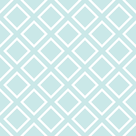 Tile pastel mint green and white vector pattern