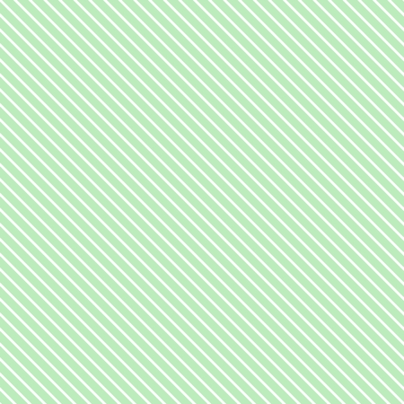 Tile vector pattern with mint green and white stripes background Illustration