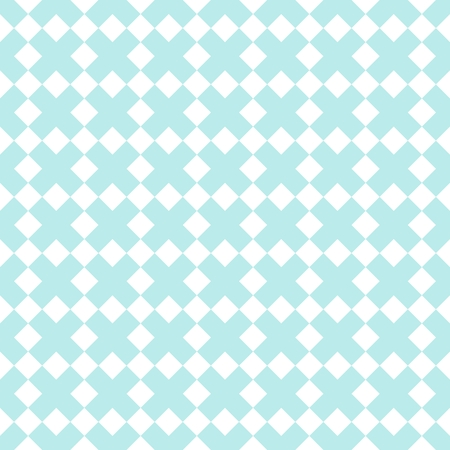 Tile pastel x cross vector pattern for seamless decoration wallpaper Illustration