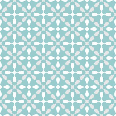 Carrelage carreaux de sol décoratifs pastel pour un modèle sans couture de vecteur ou un fond d'écran