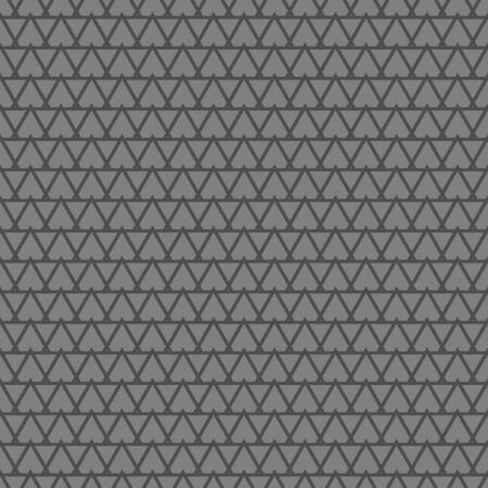 Seamless vector pattern with triangles, abstract dark background