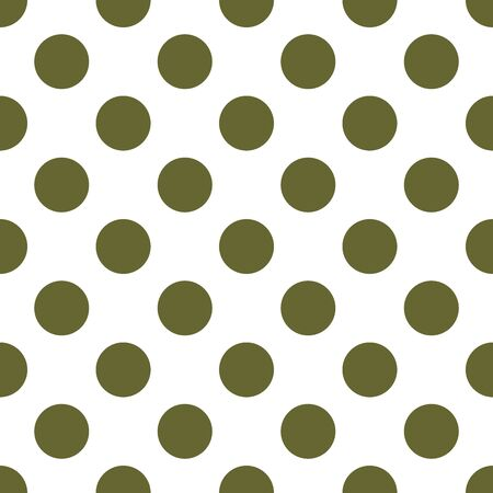 Seamless vector pattern with cute pastel light mint green polka dots on white background. For web design, desktop wallpaper, card, invitation, wedding, baby shower, album, background, art, decoration