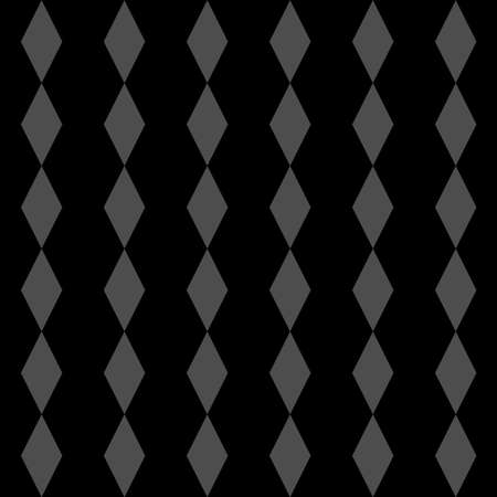 Tile grey and black vector pattern Ilustracja
