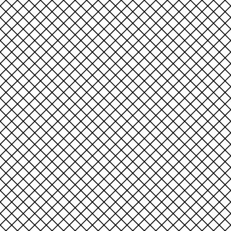 Vector Uniform Grid fishnet tights seamless pattern. Illustration