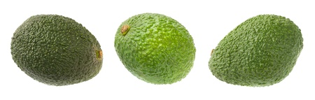 hass: Hass avocados Stock Photo