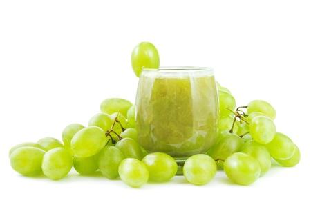 Grapes smoothie